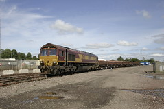 Photo of 66 199 at Carlisle Kingmoor LDC VQ.