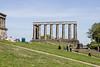 National Monument of Scotland, New Town, Edinburgh, Scotland