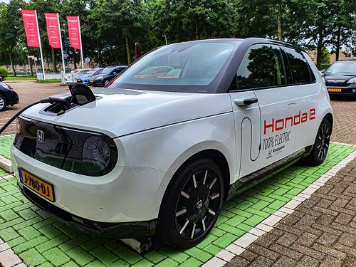 Honda-e front, Zoetermeer, 20200709