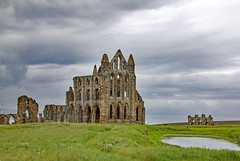 Photo of Whitby Abbey