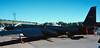 Lockheed TR-1A:  01085 USAF RAF Leuchars