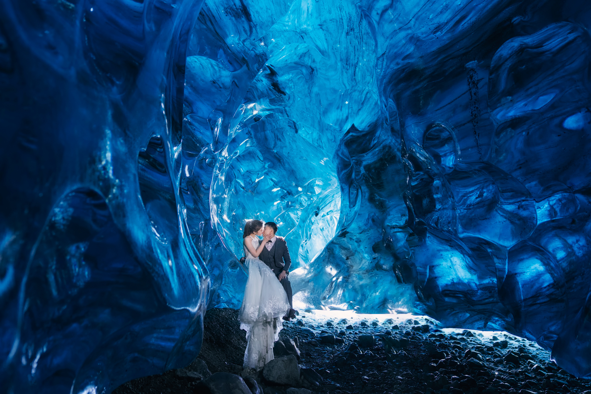 EASTERN WEDDING, 冰島婚紗, Iceland, Donfer.
