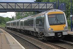 Photo of Class 168 168219 Chiltern railways Hatton 10-07-20