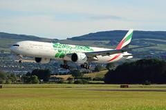Photo of Return of Emirates! (A6-EPF)