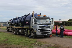 Photo of Waste Water Services Ltd - J12WWS; Royal Highland Showground, Ingliston; 14-09-2019