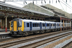 Photo of Central Trains 350103  - Crewe