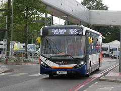 Photo of Stagecoach in Hull 26275 - YW19 VSC