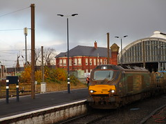 Photo of DRS 68 004 'Rapid'. Darlington