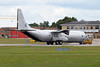 Royal Netherlands Air Force Lockheed C130H-30 G273