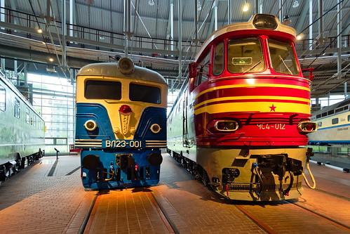 Russian Railway Museum 7 ©  Alexxx Malev
