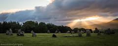 Photo of Castlerigg Stone Circle at dawn
