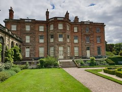 Photo of Weston Park from the west
