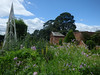 Return to Castle Bromwich Hall Gardens - Upper Wilderness towards the Orangery