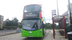 Photo of First Leeds Wright Streetdeck SL67 VXP 35286