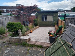 Photo of the garden 9 years later