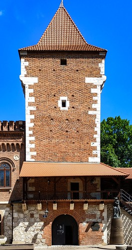 Krakow... the Carpenter's Tower