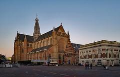 Grote of St.-Bavokerk Haarlem