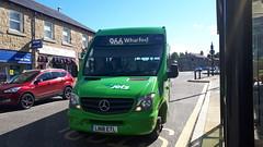 Photo of The Keighley Bus Company Mercedes-Benz Sprinter Mellor Strata LN18 ETL 50