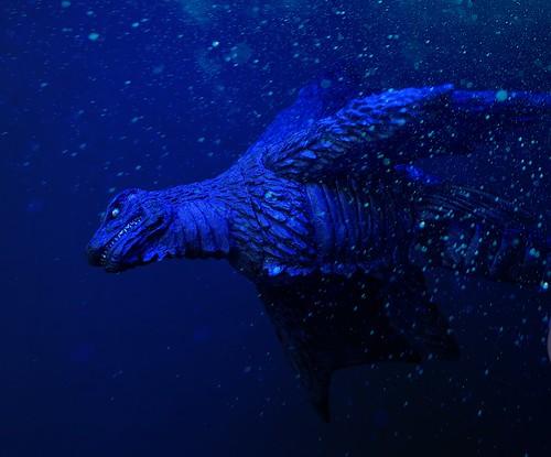 Deep Sea Monster Reigo