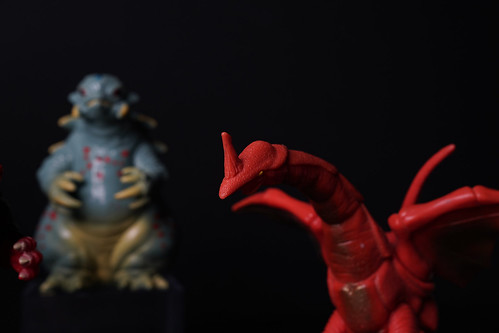 Ultraman Great: Kilazee and Kodalar