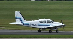 Photo of G-BCCE