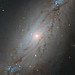 Hubble Sees Sculpted Galaxy