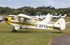 Piper J-3C-65 Cub - G-BPYN