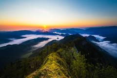 Schieferstein Sunrise