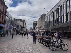 Photo of Summer days in Glasgow