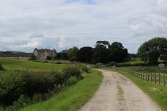 Photo of Approaching Huddleston Hall