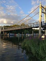 Photo of Teddington Lock Footbridge, London