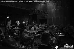 2020 Bosuil-Het publiek bij Rob Tognoni 2-ZW