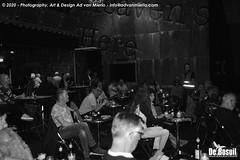 2020 Bosuil-Het publiek bij Rob Tognoni 1-ZW