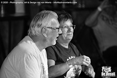 2020 Bosuil-Het publiek bij Rob Tognoni 6-ZW