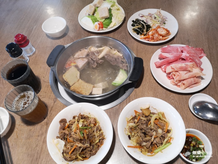 【台北中山】大戈壁蒙古烤肉火鍋吃到飽|不分時段每人只要299元 @魚樂分享誌