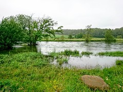 Photo of Derwent_above_Isel_after_heavy_rain_xperia_3895-2
