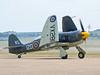 Hawker Sea Fury T20 VX 281 / G-RNHF