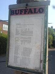 Photo of United Counties / Buffalo Timetable Case