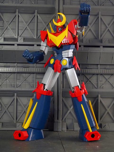 GX-84 無敵超人ザンボット3 F.A.