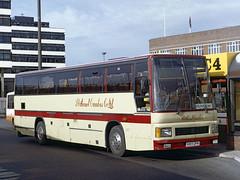Photo of Porthcawl Omnibus (MG) B813 JPN