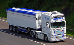 Photo of SCANIA R620 - HUGHES International Transport Ireland