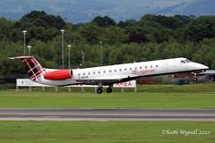 Photo of G-SAJO  ERJ145  Loganair