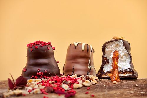 Chokoladekurven - Is og Flødeboller