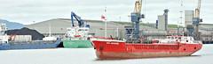 Photo of CEG Universe, Belfast harbour