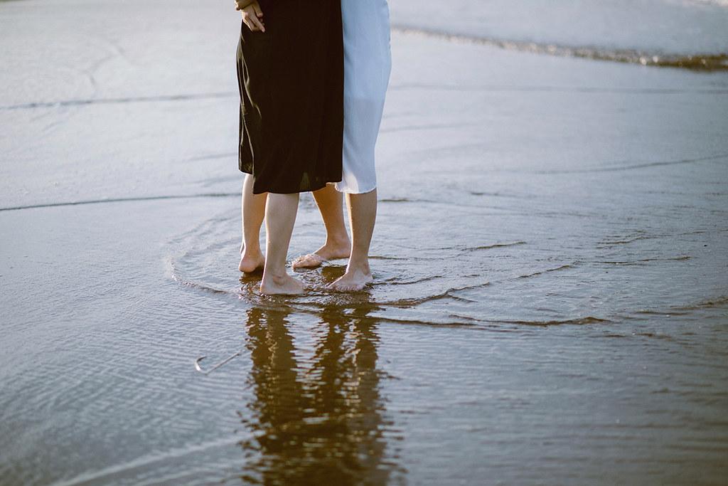 母女寫真,母女,親子寫真,家庭寫真,自然風格,海邊,下寮海邊,雙子小姐,生活感風格