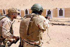 Senegalese Soldiers refine marksmanship at Flintlock 20