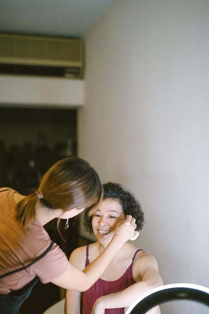 母女寫真,簡約自然風格,親子寫真,親子攝影,自然風格,生活感風格,女攝影師,雙子小姐