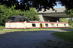 Photo of Boats on the Grand Union Canal 18 - 'Jolee' - Milton Keynes 12Jul20