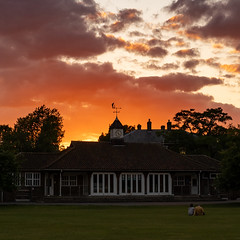 Photo of Sunset at The Pavilion