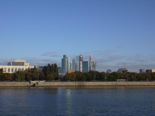 Москва-река ©  Liendain